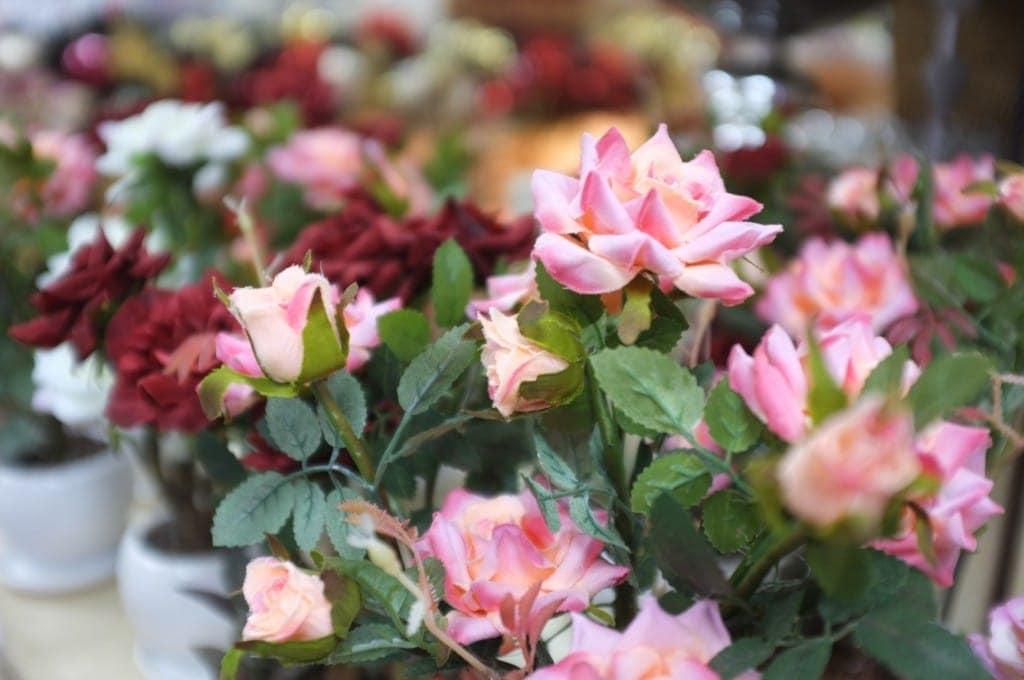 flores artificiais xmas decor sao paulo