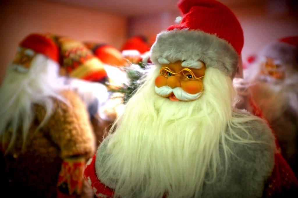 Papai Noel para sua decoração na XMAS DECOR