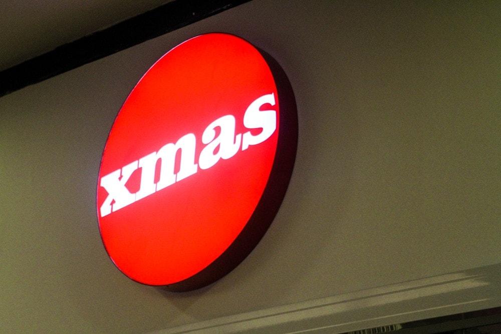 XMAS Decor Loja de Natal