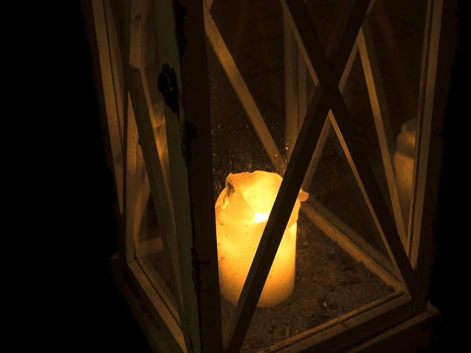 lanternas decorativas xmas